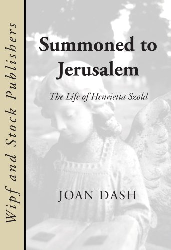 9781592443055: Summoned to Jerusalem: The Life of Henrietta Szold