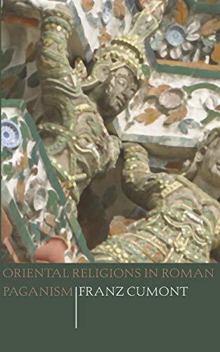 9781592443734: Oriental Religions in Roman Paganism: