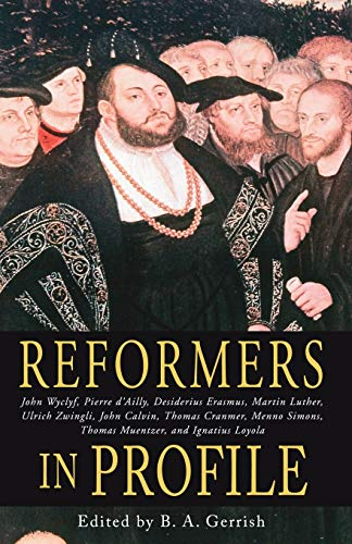 9781592445363: Reformers in Profile: