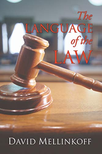 9781592446902: The Language of the Law: