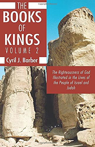 9781592447442: The Books of Kings, Volume 2: The Righteousness of God Illustrated in the Lives of the People of Israel and Judah