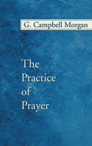 9781592448043: The Practice of Prayer