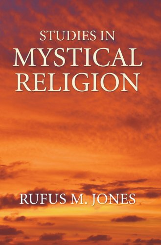 9781592449682: Studies in Mystical Religion: