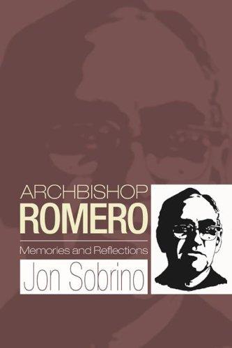 9781592449774: Archbishop Romero: Memories and Reflections