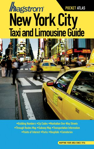 9781592450176: Hagstrom New York City Taxi & Limousine Driver's Guide (Hagstrom Pocket Atlas)