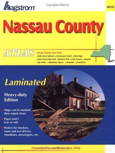 9781592459698: Hagstrom Nassau County Atlas