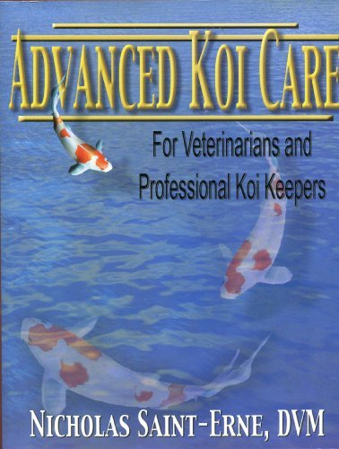 9781592474004: Advanced koi care: For veterinarians and professional koi keepers