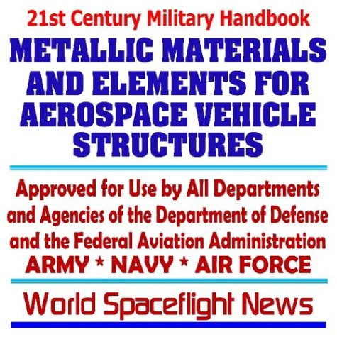 9781592483761: 21st Century Military Handbook on Metallic Materials and Elements for Aerospace Vehicle Structures (CD-ROM)