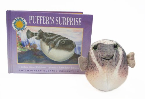 9781592490387: Puffer's Surprise - a Smithsonian Oceanic Collection Book (Mini book with stuffed toy)