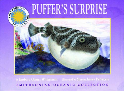 9781592490622: Puffer's Surprise - a Smithsonian Oceanic Collection Book (with audiobook cassette)