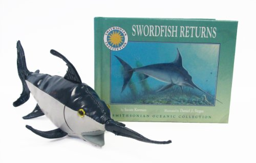9781592491322: Swordfish Returns - a Smithsonian Oceanic Collection Book (Mini book with stuffed toy)