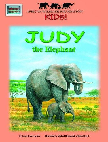9781592491704: Judy the Elephant - An African Wildlife Foundation Story