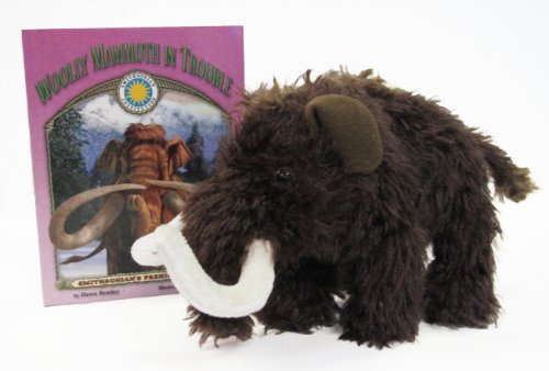 9781592493685: Wooly Mammoth in Trouble - a Smithsonian Prehistoric Pals Book (Mini book with stuffed toy animal)
