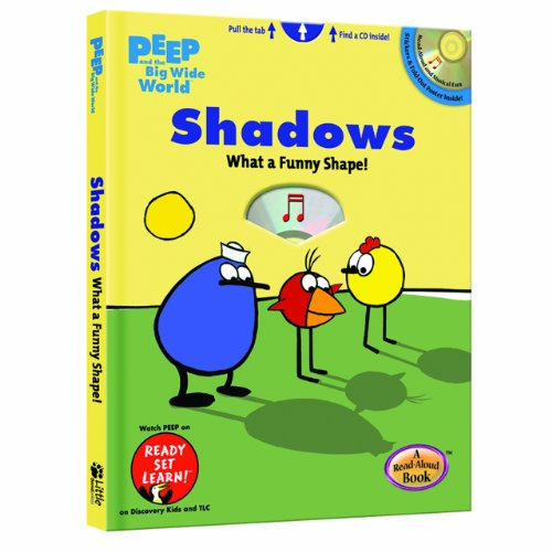 Peep and the Big Wide World: Shadows: Gates Galvin, Laura;