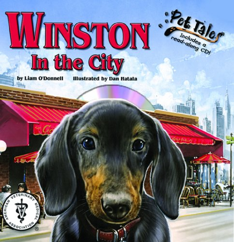 9781592494477: Winston in the City - A Pet Tales Story (with audiobook CD)