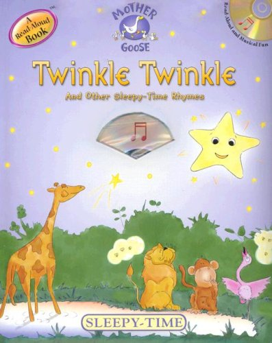 9781592494644: Twinkle Twinkle and Other Sleepytime Rhymes (Mother Goose)