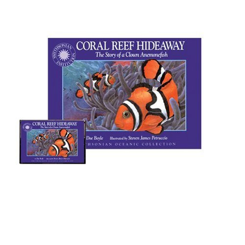 9781592494897: Coral Reef Hideaway (Smithsonian Oceanic)