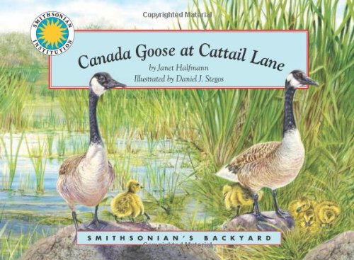 9781592494965: Canada Goose at Cattail Lane - a Smithsonian's Backyard Book (Mini book)
