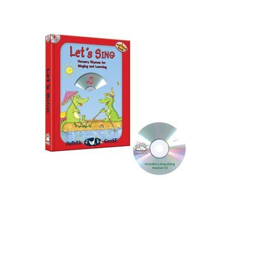9781592495368: Let's Sing: Nursery Rhymes for Singing and Learning [With CD] (Read-Aloud Book)