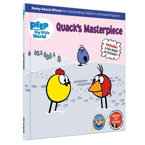 9781592495504: Quack's Masterpiece (Peep)