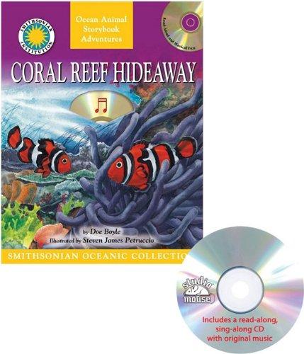 9781592496976: Coral Reef Hideaway (Staplebound, Paperback Book, CD)