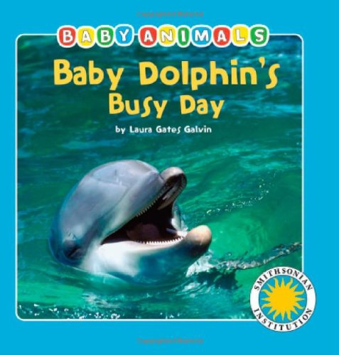 9781592497454: Baby Dolphin's Busy Day - a Smithsonian Baby Animals Book (Baby Animals (Kingfisher))