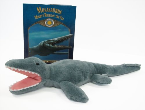 9781592497843: Mosasaurus: Ruler of the Sea (Prehistoric Pals Book & Toy Set) (Mini book with stuffed toy dinosaur) (Smithsonian's Prehistoric Pals)