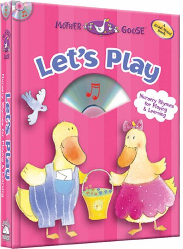 9781592497973: Let's Play: Nursery Rhymes for Playing & Learning [With CD] (Mother Goose)