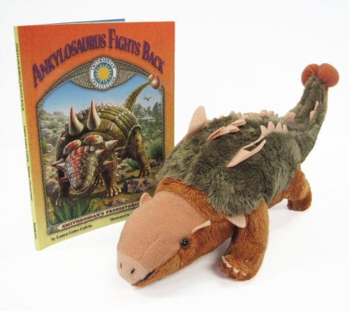 9781592498130: Ankylosaurus Fights Back [With Tear-Out Poster and Plush and CD (Audio)] (Smithsonian's Prehistoric Pals)
