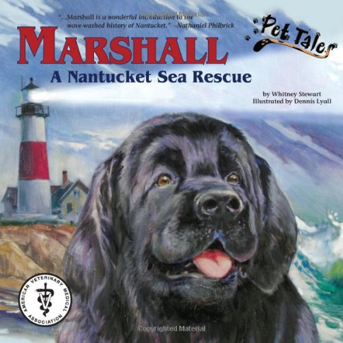 9781592498550: Marshall: A Nantucket Sea Rescue - A Pet Tales Story (with audiobook CD)