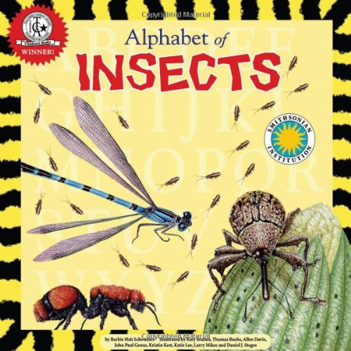 9781592499922: Alphabet of Insects (Alphabet Books)
