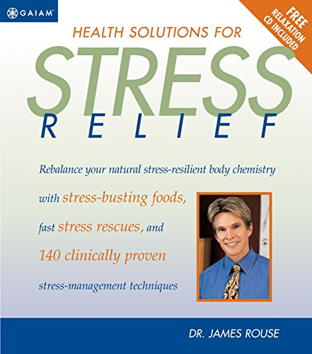 9781592501519: Health Solutions for Stress: A Total Body Program for Reducing Stress