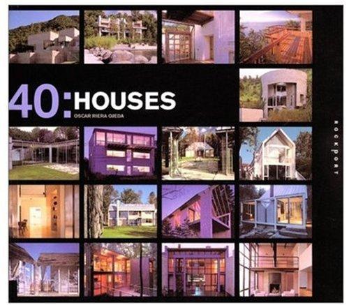 9781592530038: Oscar Riera Ojeda : 40 Houses /Anglais