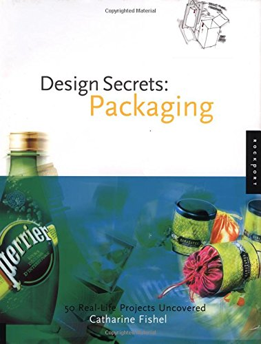 9781592530069: Design Secrets: Packaging : 50 Real-Life Projects Uncovered