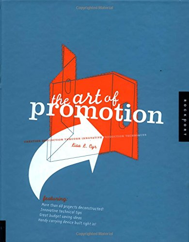 The Art of Promotion : Creating Distinction Through Innovative Production Techniques