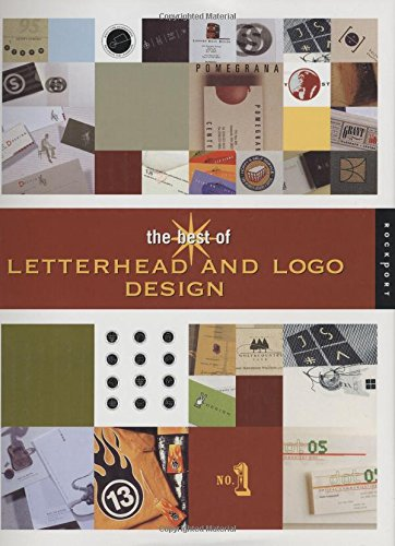 Best of Letterhead and Logo Design (Letterhead: Rockport Publishers