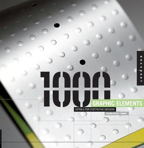 9781592530779: 1,000 Graphic Elements: Details for Distinctive Designs