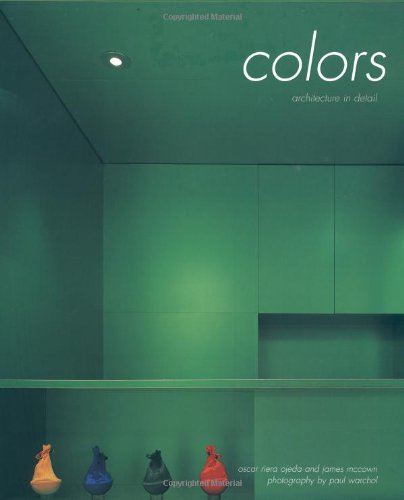 9781592531073: Architecture in Detail: Colors