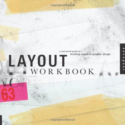 9781592531585: Layout Workbook: A Real-World Guide to Building Pages in Graphic Design