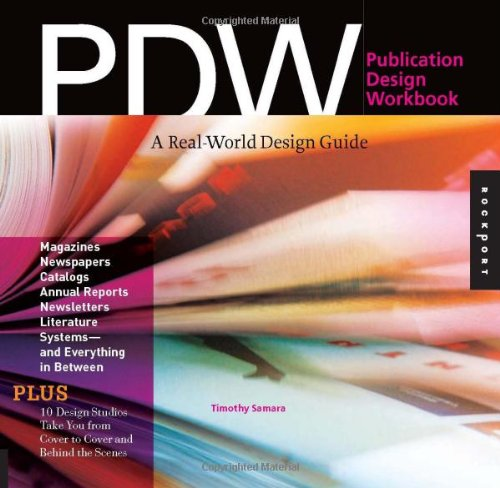9781592531707: Publication Design Workbook: A Real-World Guide to Designing Magazines, Newspapers, and Newsletters