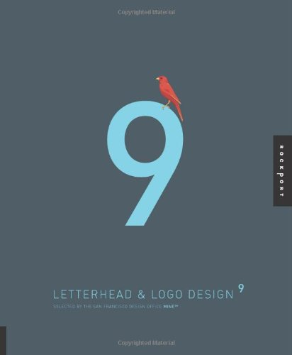 9781592531820: Letterhead and Logo Design 9