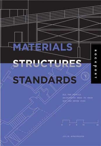 Materials: McMorrough, Julia