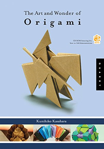9781592532131: The Art and Wonder of Origami (Quarry Book)
