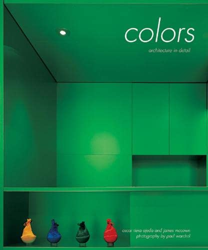 9781592532872: Architecture in Detail: Colors