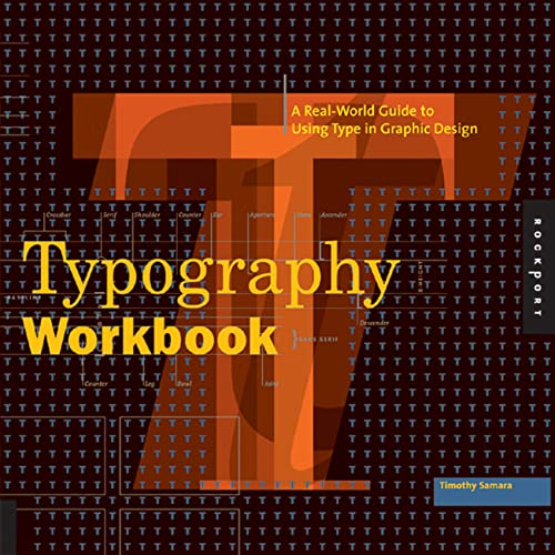 9781592533015: Typography Workbook: A Real-World Guide to Using Type in Graphic Design