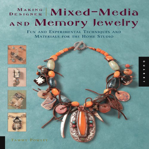 9781592533145: Making Designer Mixed-Media and Memory Jewelry