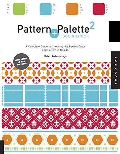 9781592533176: Pattern and Palette Sourcebook 2: A Complete Guide to Choosing the Perfect Color and Pattern in Design (Bk. 2)