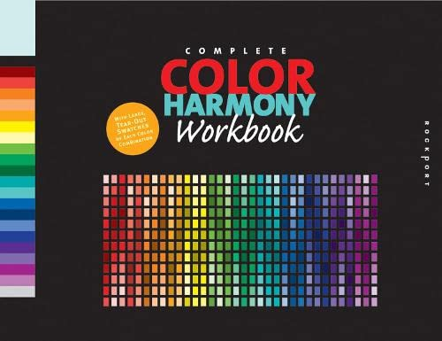 9781592533299: The Complete Color Harmony Workbook: A Workbook and Guide to Creative Color Combinations