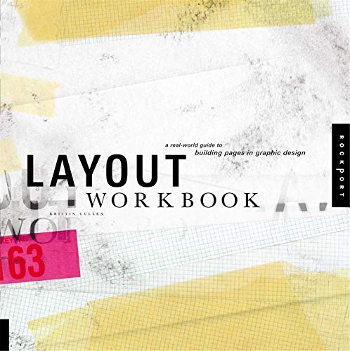 9781592533527: Layout Workbook: A Real-World Guide to Building Pages in Graphic Design