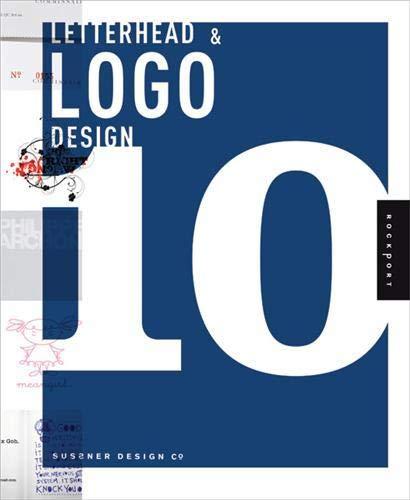 9781592533756: Letterhead and Logo Design 10 (Hardback) /Anglais: v. 10